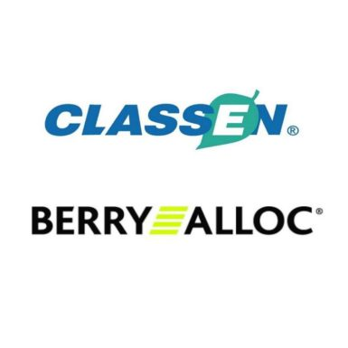 Classen ; Berry Alloc